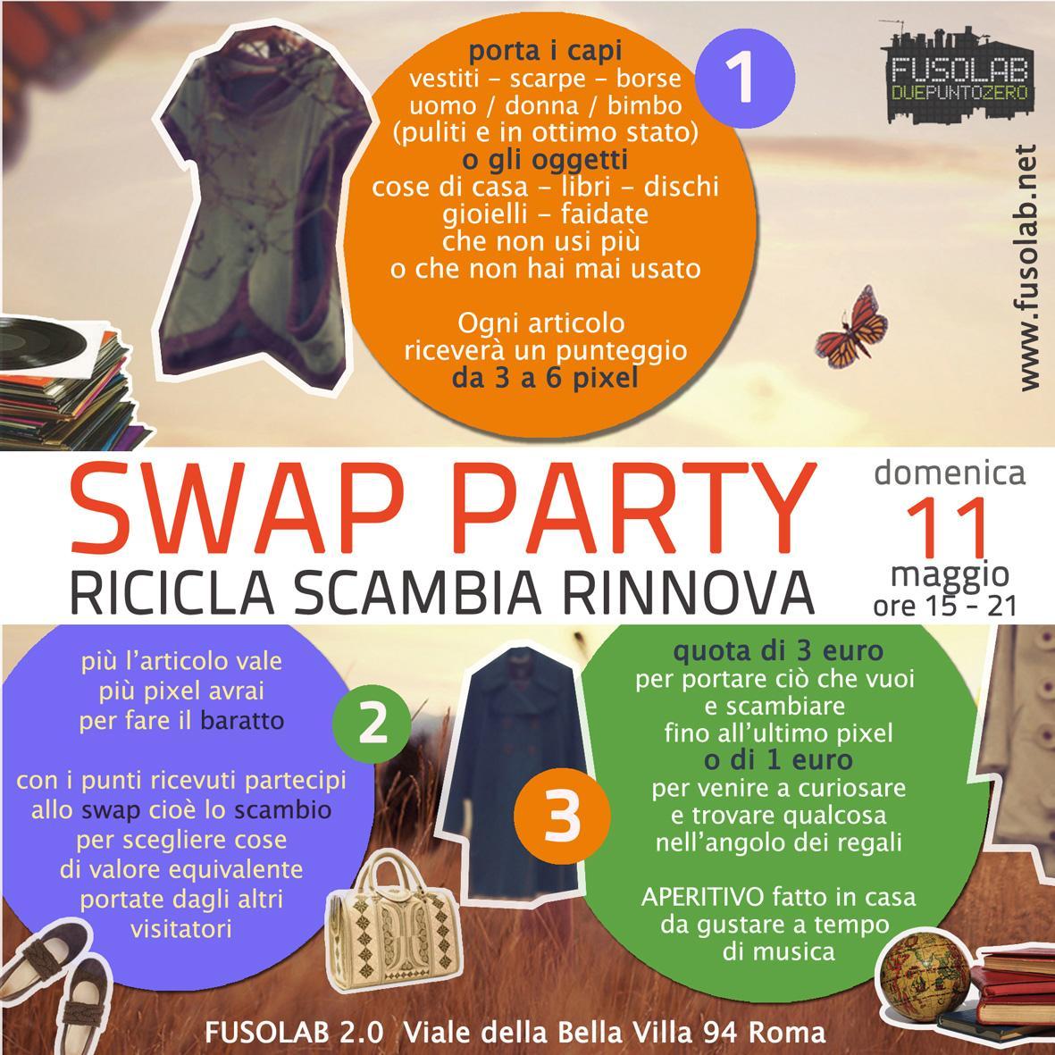 20140511 Swap Party Retro web