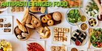 Antipasti e finger food