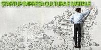 Startup impresa culturale e digitale