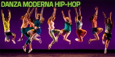 Danza Moderna: Modern - Hip Hop