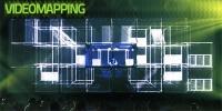 Videomapping