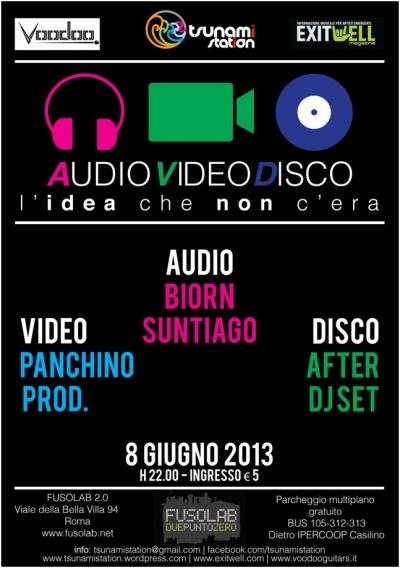 AUDIO//VIDEO//DISCO: Biorn//Suntiago in concerto - Sabato 8 Giugno