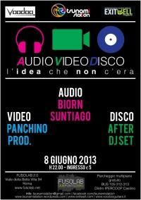 AUDIO//VIDEO//DISCO: Biorn//Suntiago in concerto - Sabato 8 Giugno