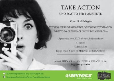 Premiazione Concorso Fotografico Take Action!