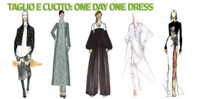 Workshop Taglio e Cucito: one day one dress