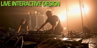 Live interactive Design