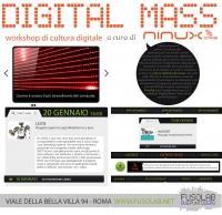 Digital Mass #3: Lejos – Domenica 20 Gennaio