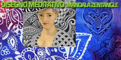 Workshop Disegno meditativo - Mandala e Zentangle
