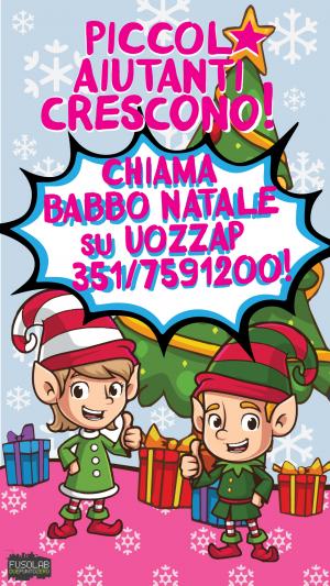 Piccol* aiutanti di Babbo Natale