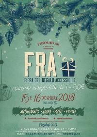Fiera Regalo Accessibile - 15 e 16 dicembre 2018