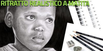 Workshop Disegno - Il ritratto realistico a matita
