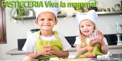 Workshop Pasticceria per bambini: Viva la Mamma!