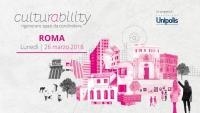 Il bando #culturability5 a Roma