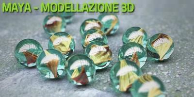 Maya - Modellazione e animazione 3D