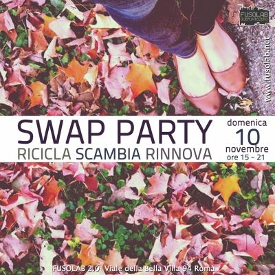 Swap Party D'Autunno