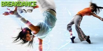 Break dance e street dance (6-11)