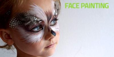 Workshop Face Painting - Truccabimbi