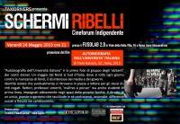 """Proiezione """"AUTOBIOGRAFIA DELL'UNIVERSITA' ITALIANA"""" - Venerdì 24 Maggio"""