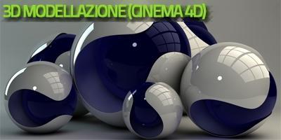 Modellazione 3D - Cinema 4D