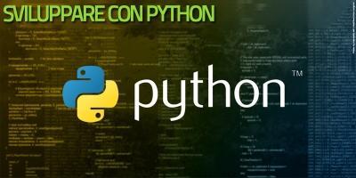 Sviluppare con Python