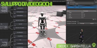 Sviluppo di videogiochi con Unity