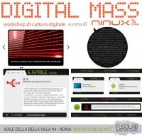 Digital Mass #6: Advanced Dynamic Routing con OLSR - Venerdì 6 Aprile