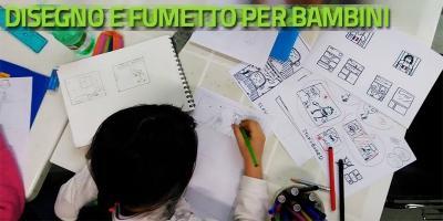 Disegno e introduzione al fumetto