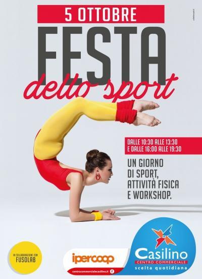 La festa dello sport - 5 Ottobre 2019