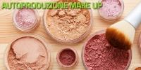 Autoproduzione Natural Make-Up