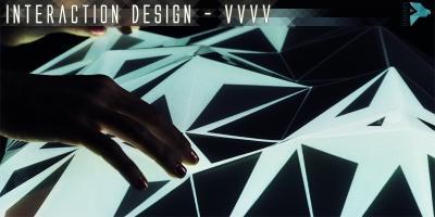 Interaction Design - VVVV
