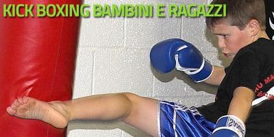 Kick Boxing bambini e ragazzi
