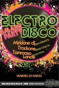 Electro/Disco SmashParty!
