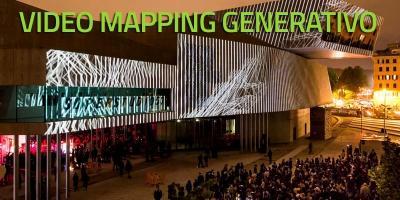 Workshop Video Mapping Generativo