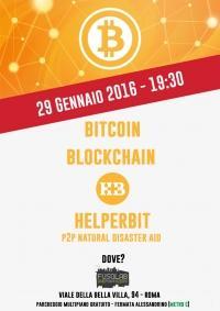 Bitcoin&Blockchain dall'anonimato alla trasparenza