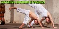 Capoeira per bambini