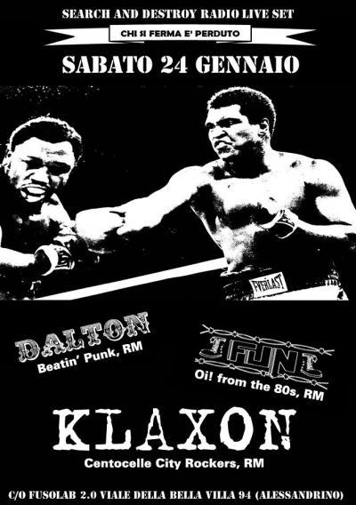 S&D RADIO LIVE SET - Klaxon, Fun, Dalton