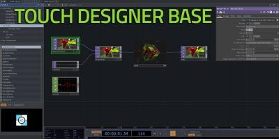 Workshop Touch Designer Base