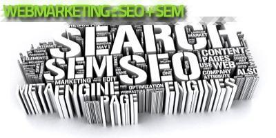 Web marketing: SEM e SEO