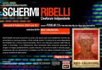 Proiezione RED KROKODIL di Domiziano Cristopharo - Venerdì 8 Febbraio