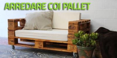 Workshop Arredare con i Pallet
