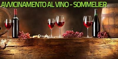 Avvicinamento al vino - Sommelier