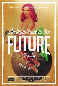 Swingin' back to the future #8 - Radical Gipsy (live)