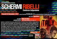 Schermi Ribelli - MAD ITALY di Paolo Fazzini - 30 Novembre
