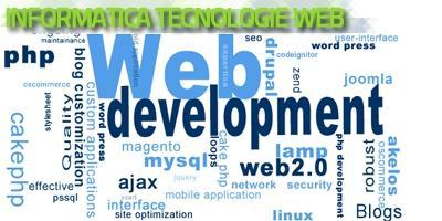 Informatica: Tecnologie Web