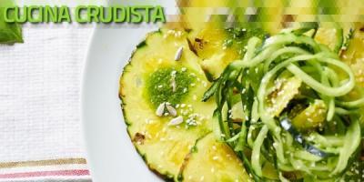 Workshop Cucina crudista