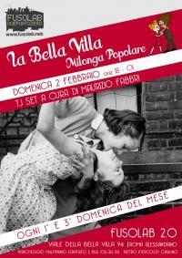 La Bella Villa – Milonga Popolare