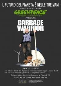 Proiezione Garbage Warrior di Oliver Hodge  - Sabato 12 Gennaio