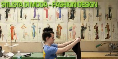 Stilista di moda - Fashion design