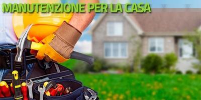 Manutenzione della casa - Indipendenza Domestica