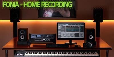 Fonia - Home Recording